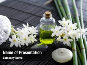 ,towel white tuberose black stones,bamboo