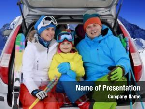Journey winter, ski, family ski