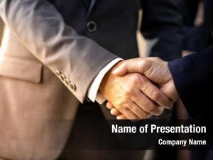 Deal handshake business business mergers