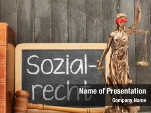 Sozialrecht german word (social law)