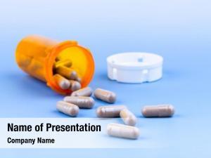 Pills pile prescription pills bottle