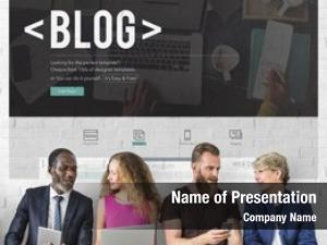 Design blog web