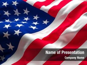 American old glory flag