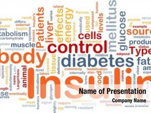 500 Insulin Powerpoint Templates Powerpoint Backgrounds