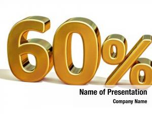 60%, gold sale gold percent