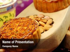 Food  mooncakes,which chinese famous are chinese