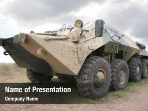 Infantry russian armored fighting vehicle