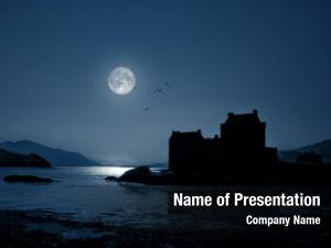 Donan photography eilean castle night