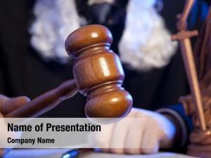 Enforcement judge powerpoint theme