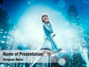 500 Anime Powerpoint Templates Powerpoint Backgrounds For Anime Presentation