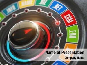 Communication domain name choice