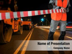 Construction, workers road repairing road