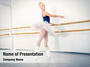Lightness dancer beautiful ballet