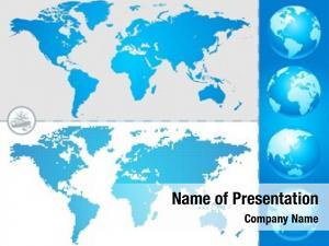Globe world maps