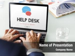 Help communication service desk