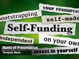 Headlines self funding newspaper new business