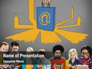 Branding online marketing commerce advertising