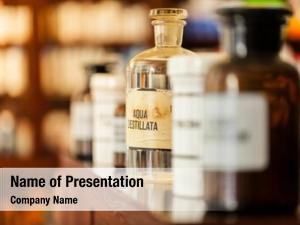 Medicine old vintage bottles, medicine