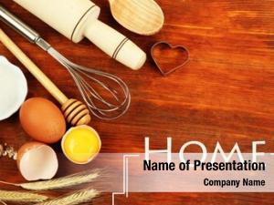 Concept home baking