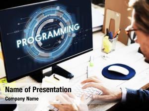 Computer programming program technology code