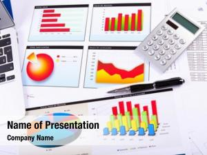 Business graphs, charts, table