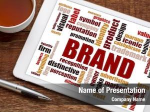 Word brand branding cloud digital