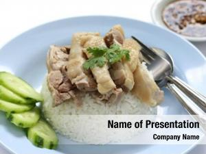 Khao thai cuisine man kai