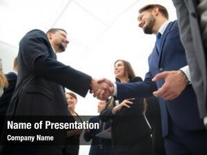 Business business handshake people concept