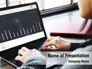 Analysis dashboard diagram statistics concept