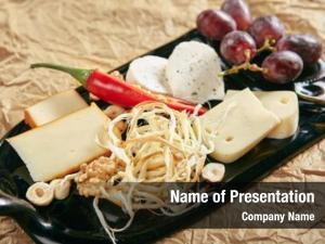Cheese wine plate mix, nuts