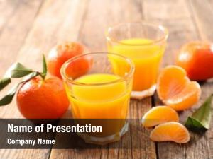 Juice  fresh clementine orange juice