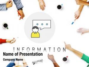 Communication customer service chat
