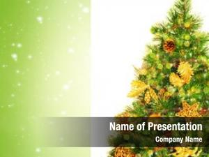 Christmas image beautiful tree green