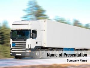 Truck tractor trailer