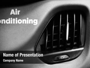 Vent car air text air
