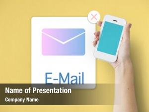 Notification inbox communication e mail mail