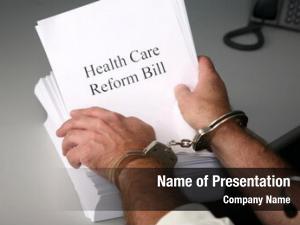 Reform health care bill doctor