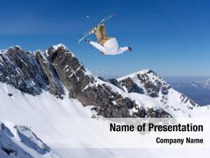 Freeride extreme ski