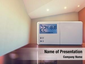 Control, system climate smart house