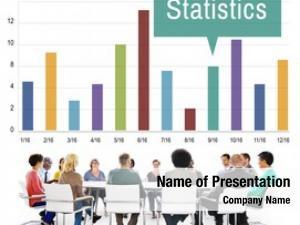 Management statistics financial economics concept