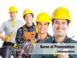 People contractors workers