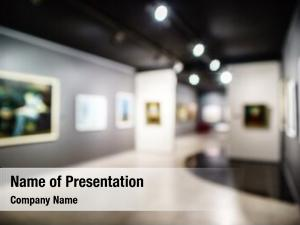 Generic art gallery