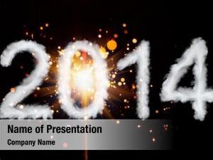 Celebration 2014 year fireworks