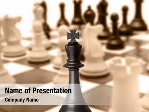Chess photo single piece white