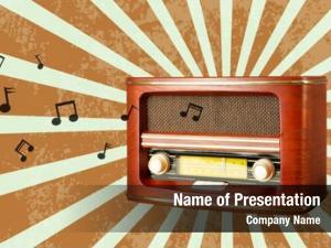 Music radio broadcasting color