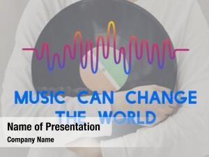 Audio music waves lifestyle concept