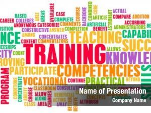 Business training upgrading job skills
