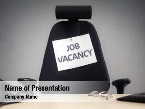 Job office chair employee vacancy
