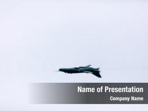 Fighter military jet flying upside