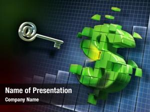 Into key inserting fragmented dollar